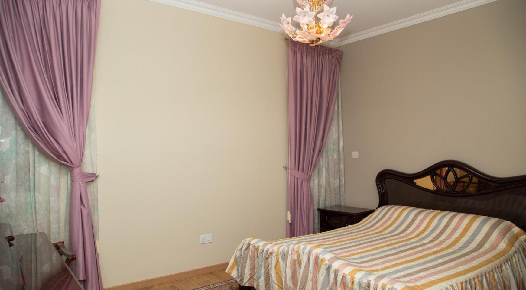 3-Спальная Квартира-Люкс в Комплексе  у  Моря - 21