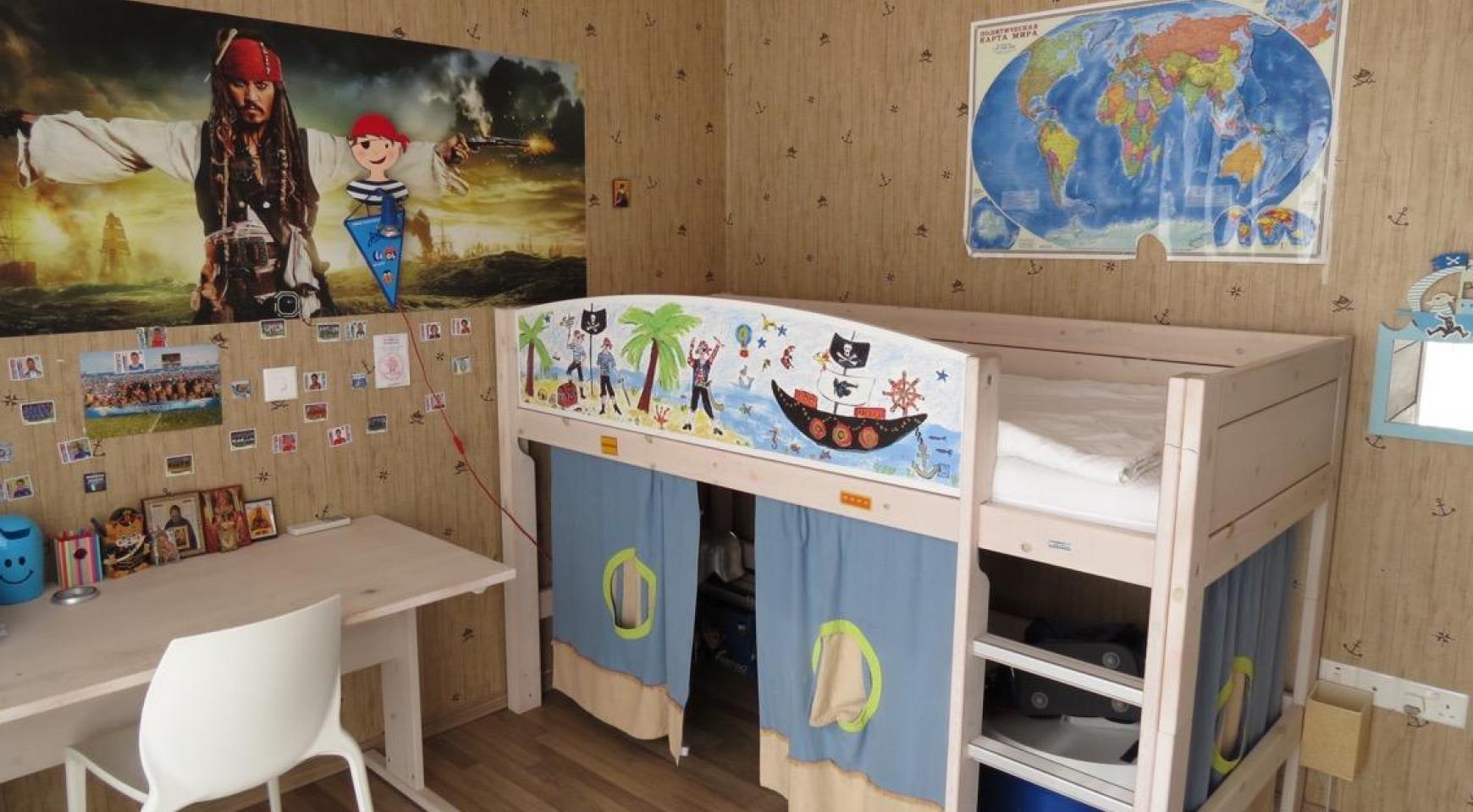 Просторный 4-Спальный Дом в Районе  Moutagiaka - 9