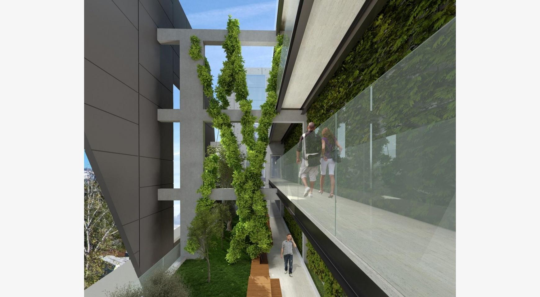 Современное Многоквартирное Здание в Центре Города - 8