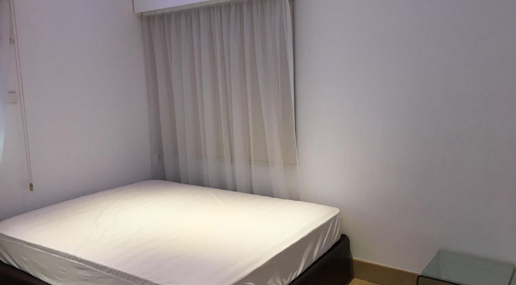 3-Спальная Квартира Люкс на Первой Линии от Моря - 9