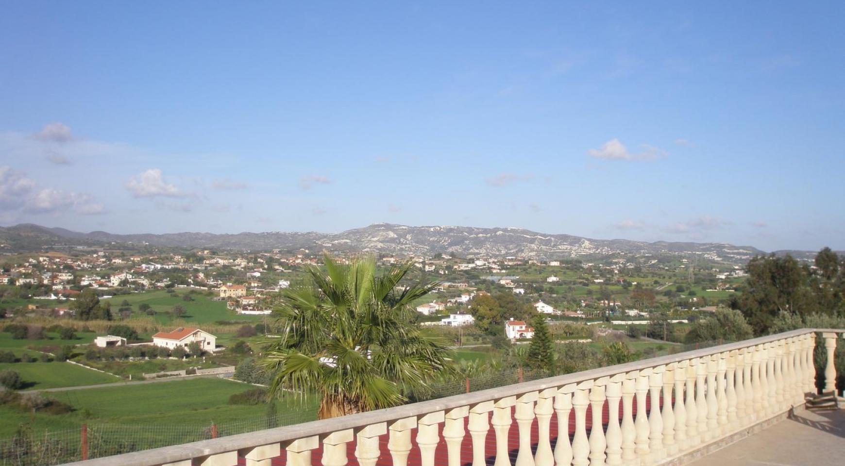 Просторная 5-Спальная Вилла с Изумительными Видами в Районе Pyrgos - 10