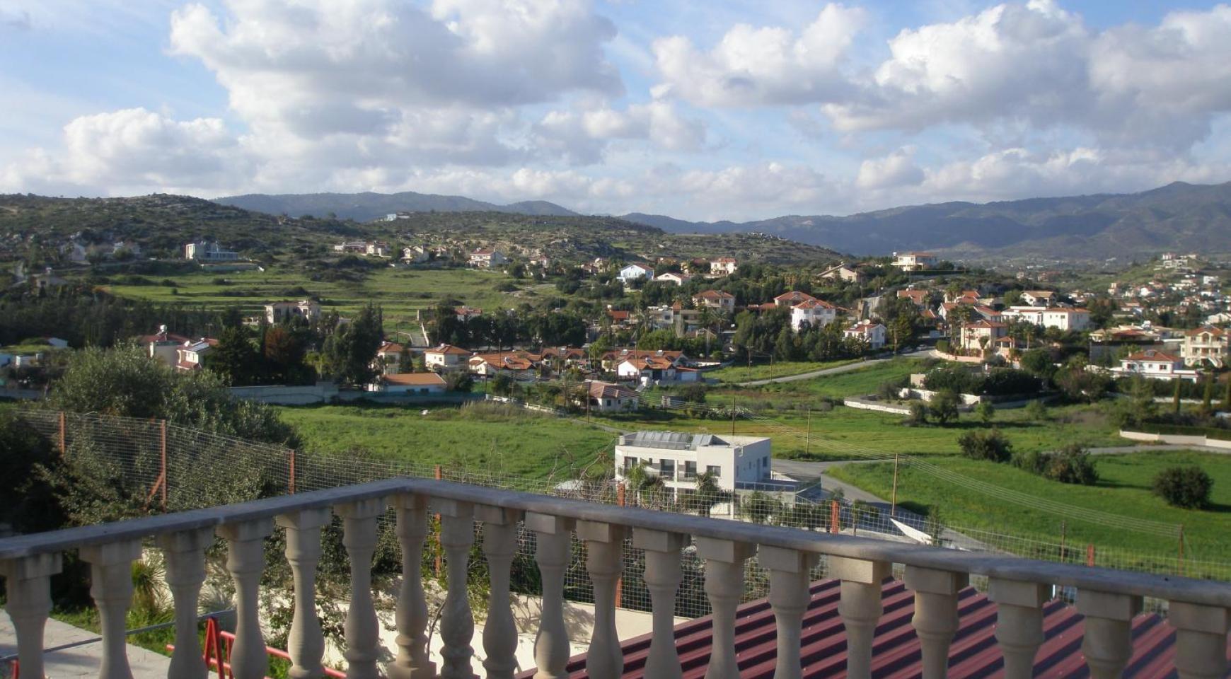 Просторная 5-Спальная Вилла с Изумительными Видами в Районе Pyrgos - 8