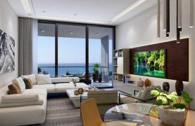 Просторная Односпальная Квартира с Видом на Море в Элитном Комплексе - 19