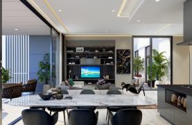 Просторная Односпальная Квартира с Видом на Море в Элитном Комплексе - 25