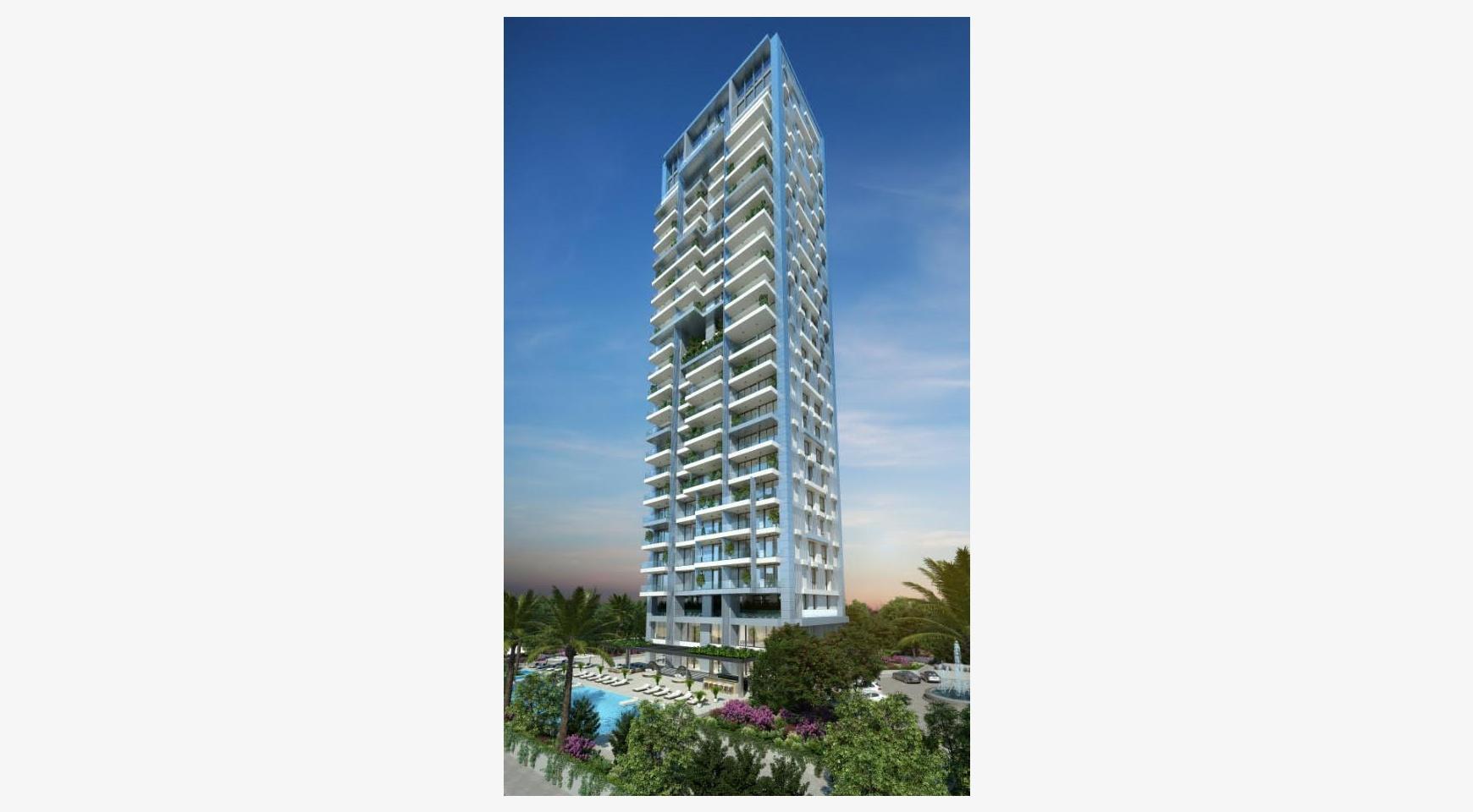 Современная 3-Спасльная Квартира с Видом на Море в Элитном Комплексе - 16