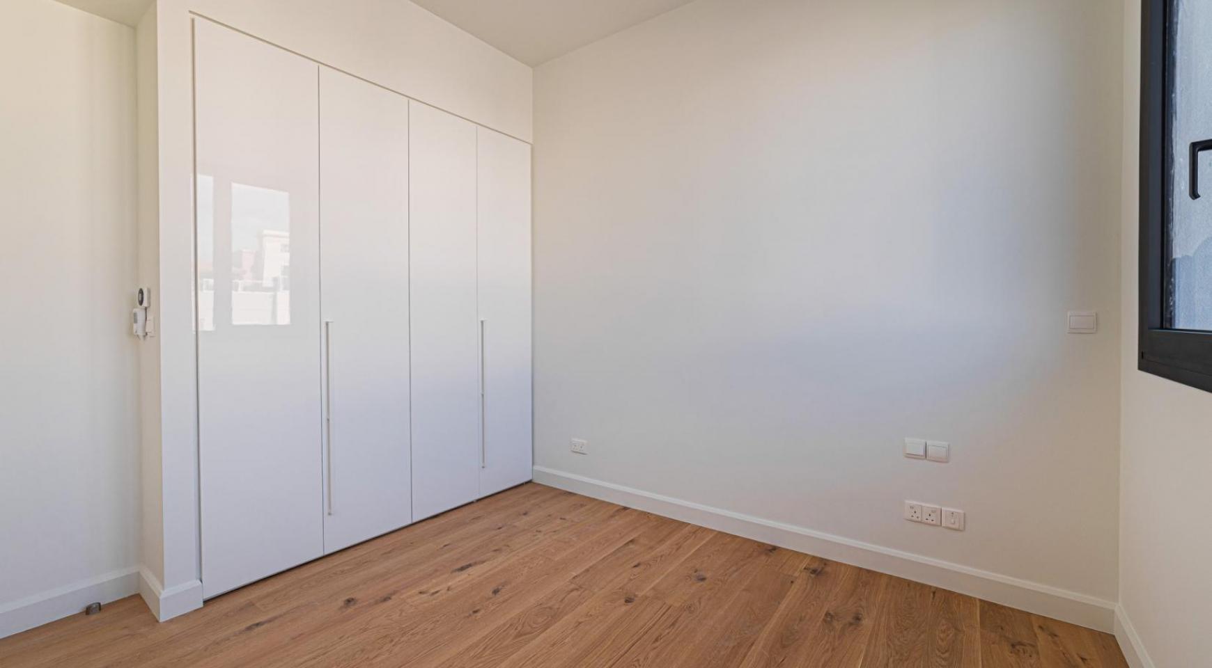 Hortensia Residence, Кв. 102. 2-Спальная Квартира в Новом Комплексе возле Моря - 35