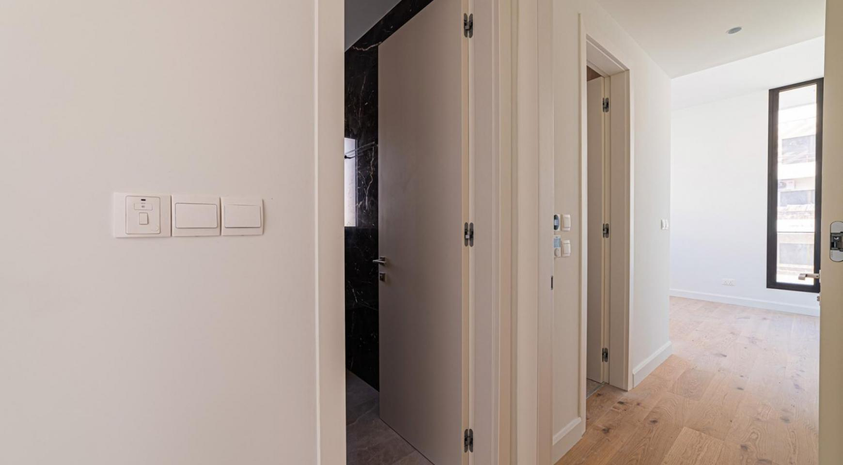 Hortensia Residence, Кв. 102. 2-Спальная Квартира в Новом Комплексе возле Моря - 31
