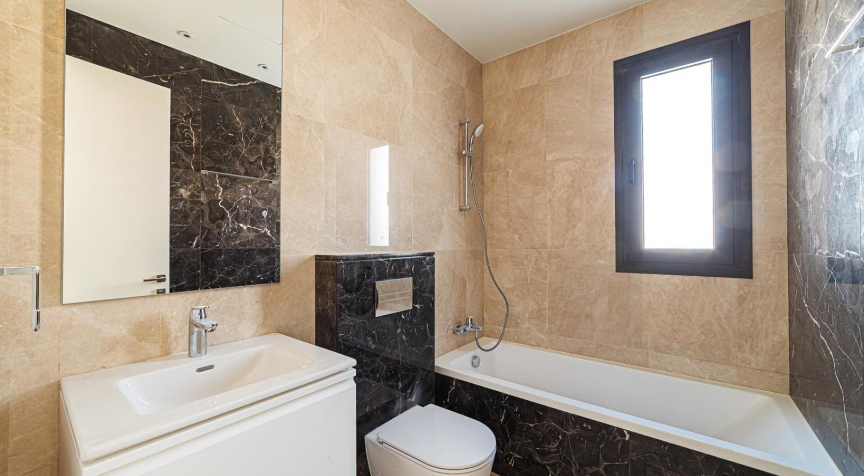 Hortensia Residence, Кв. 102. 2-Спальная Квартира в Новом Комплексе возле Моря - 38