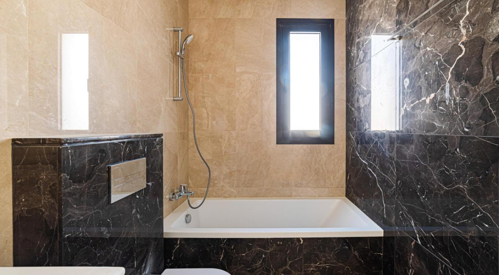 Hortensia Residence, Кв. 102. 2-Спальная Квартира в Новом Комплексе возле Моря - 39