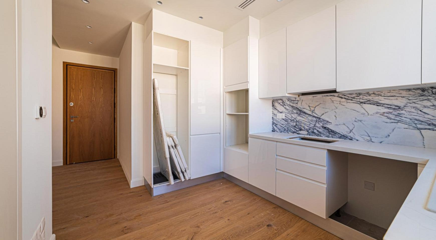 Hortensia Residence, Кв. 102. 2-Спальная Квартира в Новом Комплексе возле Моря - 23
