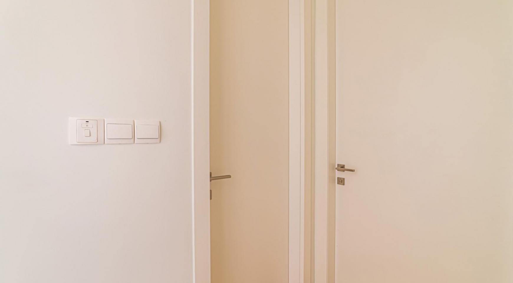 Hortensia Residence, Кв. 102. 2-Спальная Квартира в Новом Комплексе возле Моря - 32