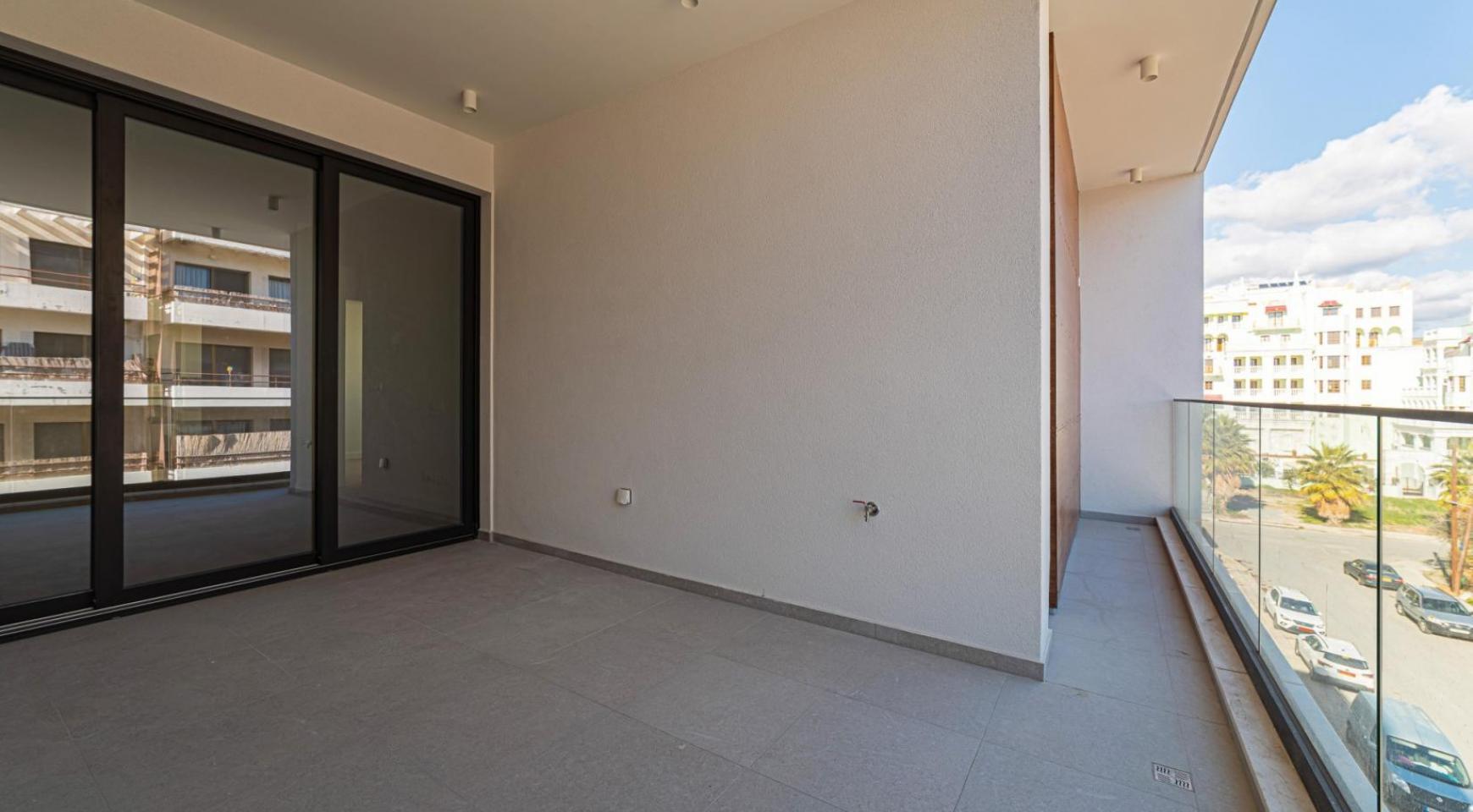 Hortensia Residence, Кв. 102. 2-Спальная Квартира в Новом Комплексе возле Моря - 29