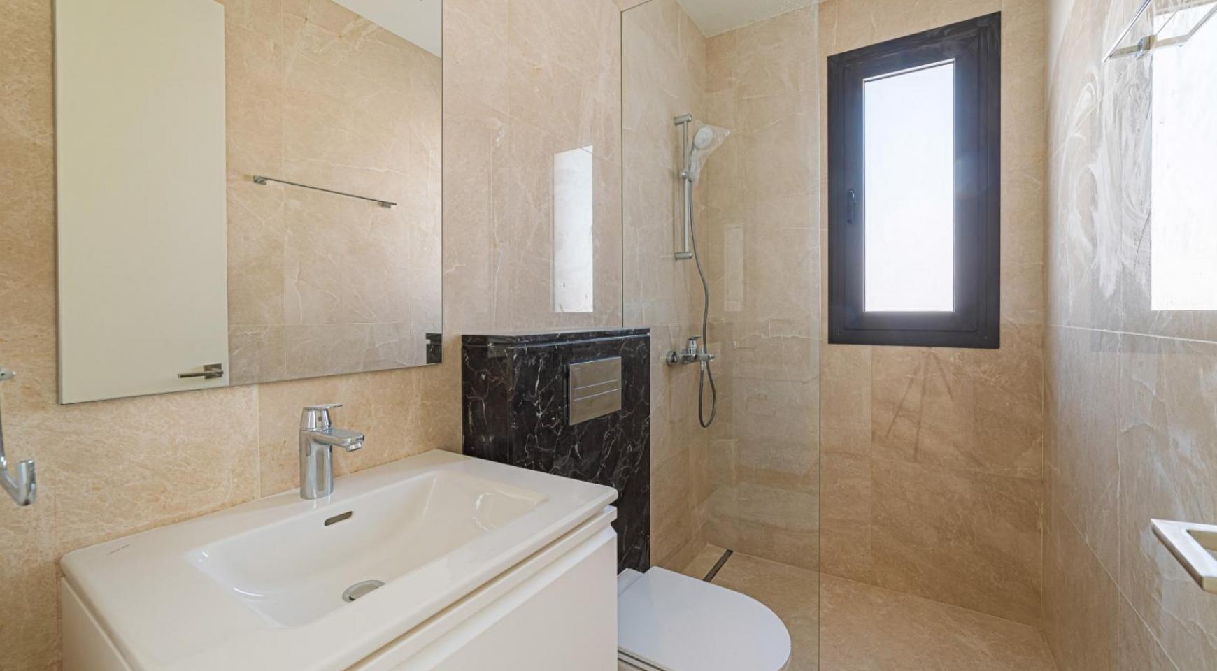 Hortensia Residence, Кв. 102. 2-Спальная Квартира в Новом Комплексе возле Моря - 44