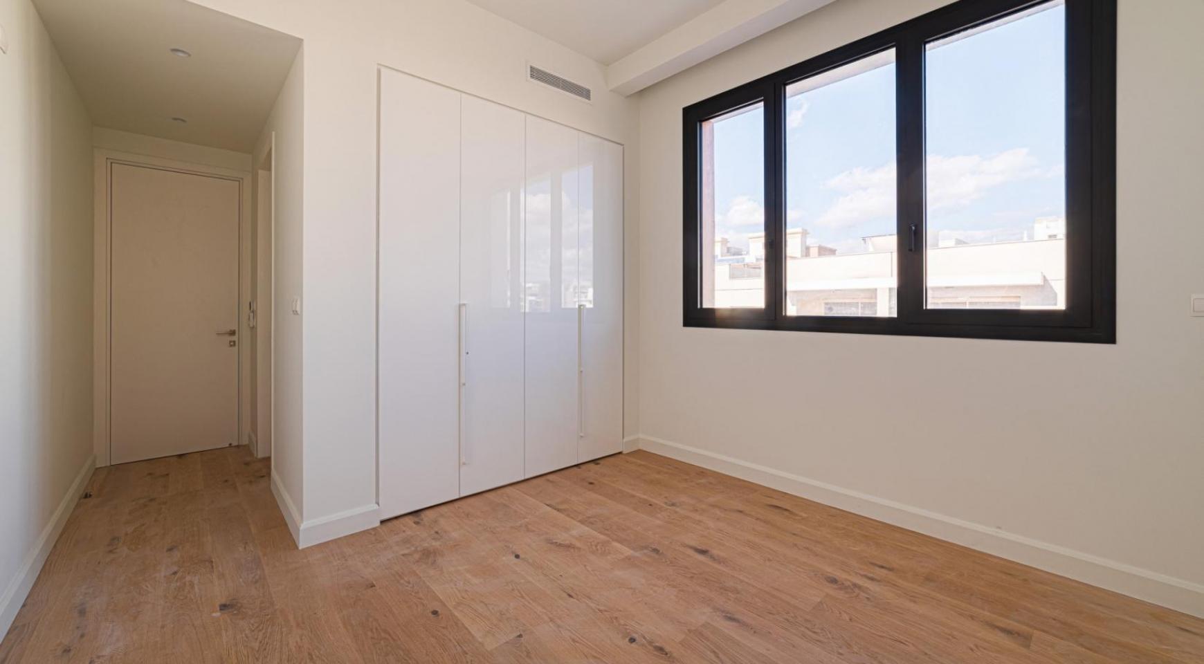 Hortensia Residence, Кв. 102. 2-Спальная Квартира в Новом Комплексе возле Моря - 43