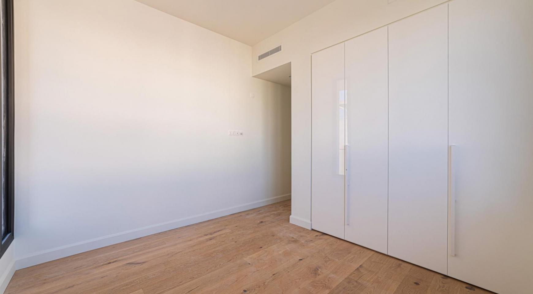 Hortensia Residence, Кв. 102. 2-Спальная Квартира в Новом Комплексе возле Моря - 42