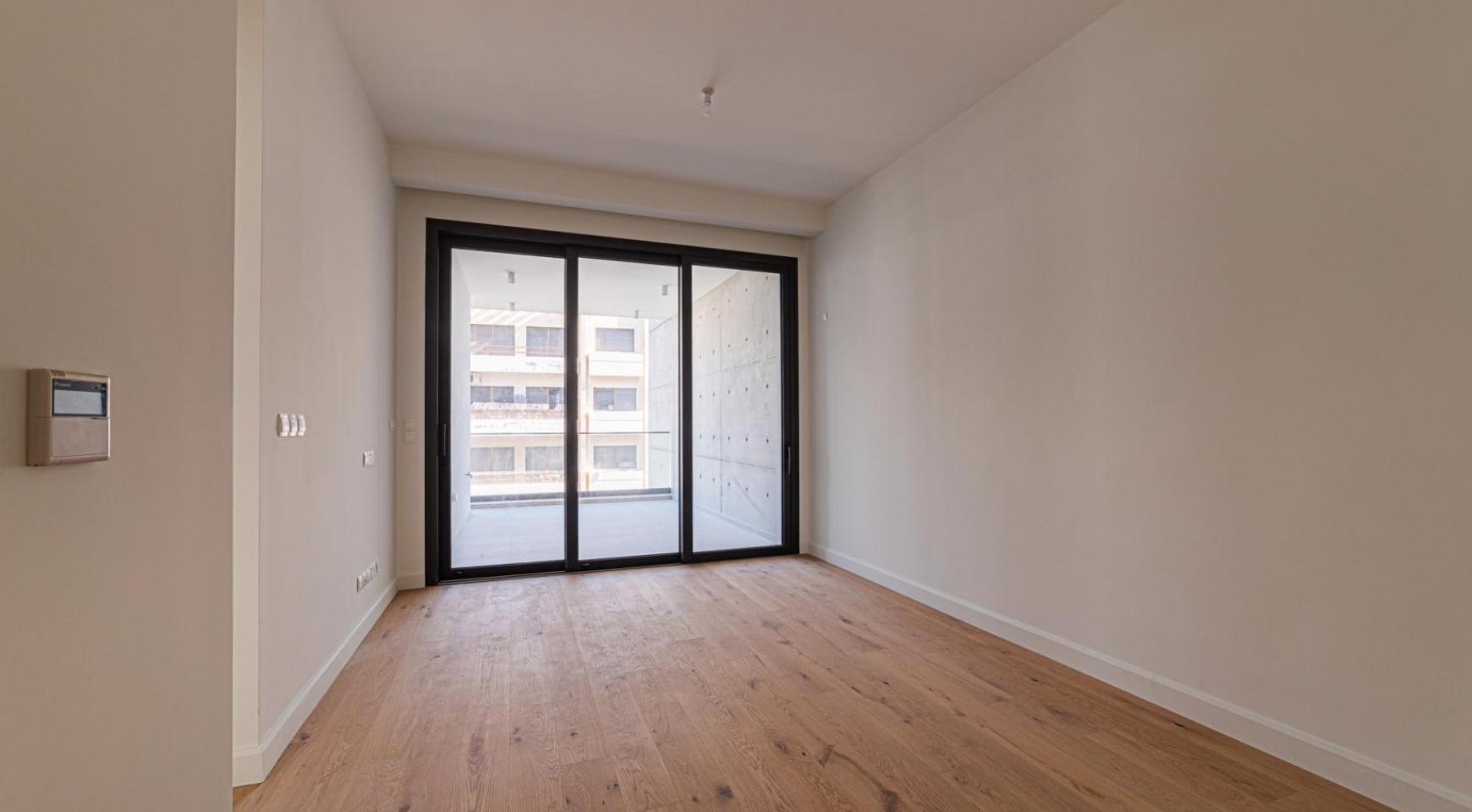Hortensia Residence, Кв. 102. 2-Спальная Квартира в Новом Комплексе возле Моря - 27