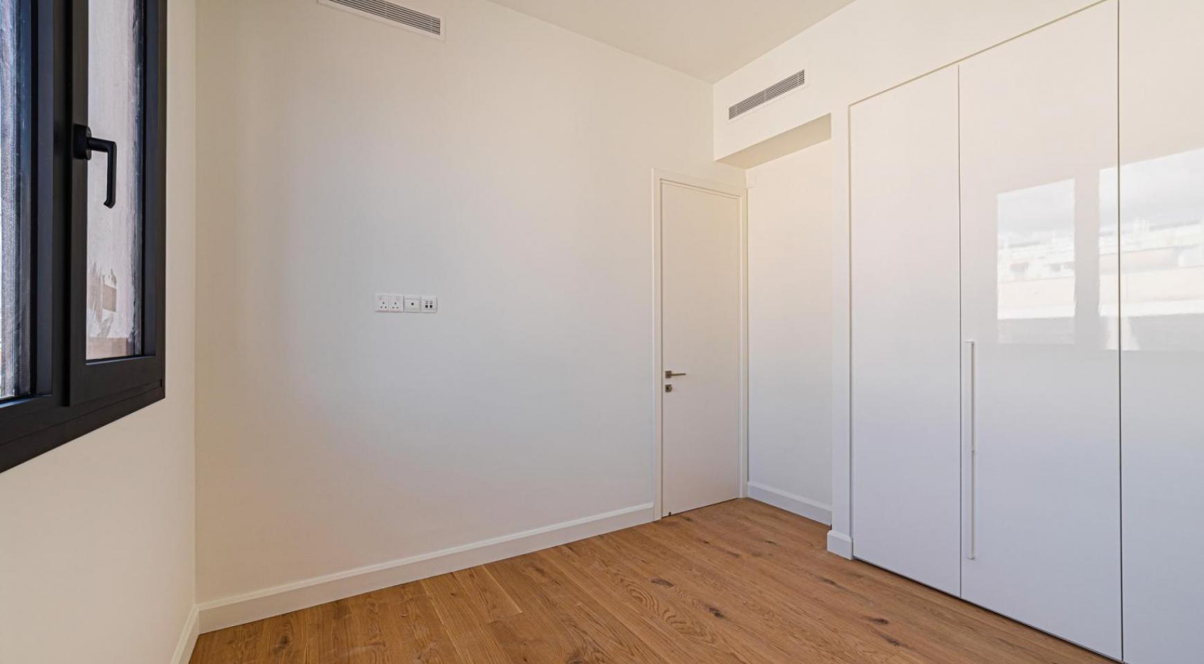 Hortensia Residence, Кв. 102. 2-Спальная Квартира в Новом Комплексе возле Моря - 36