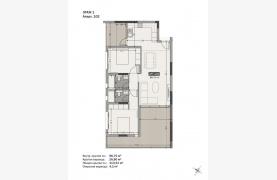 Hortensia Residence, Кв. 102. 2-Спальная Квартира в Новом Комплексе возле Моря - 130