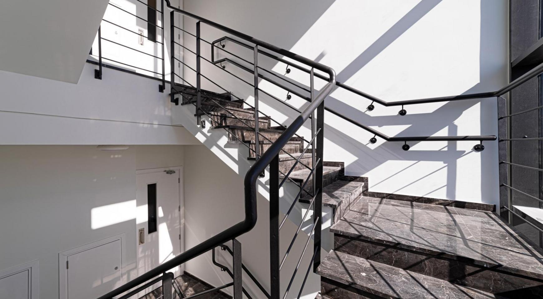 Hortensia Residence, Кв. 103. 3-Спальная Квартира в Новом Комплексе возле Моря - 14