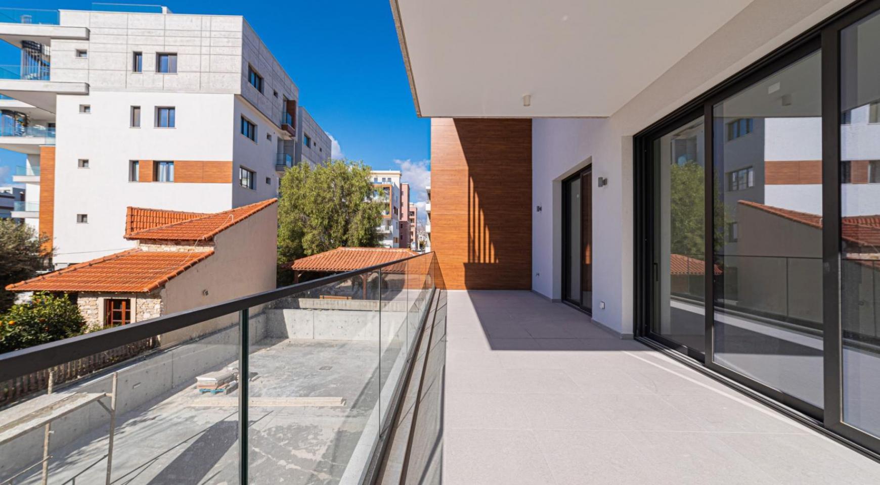 Hortensia Residence, Кв. 103. 3-Спальная Квартира в Новом Комплексе возле Моря - 44