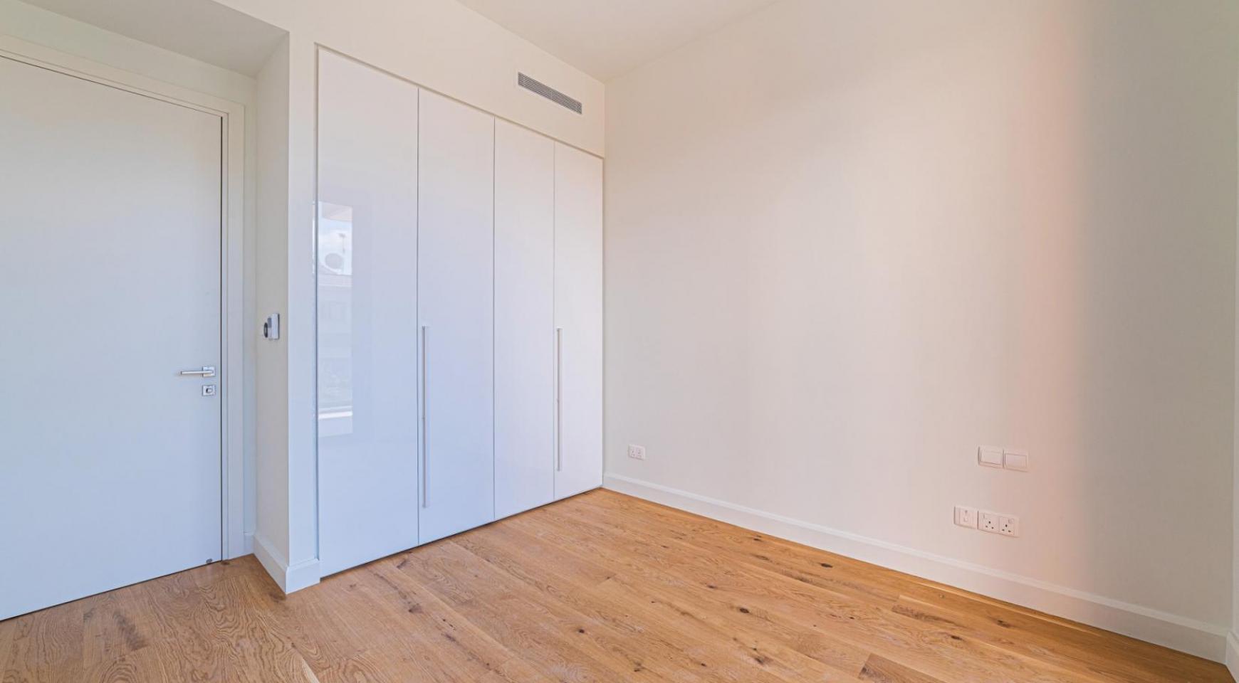 Hortensia Residence, Кв. 103. 3-Спальная Квартира в Новом Комплексе возле Моря - 28