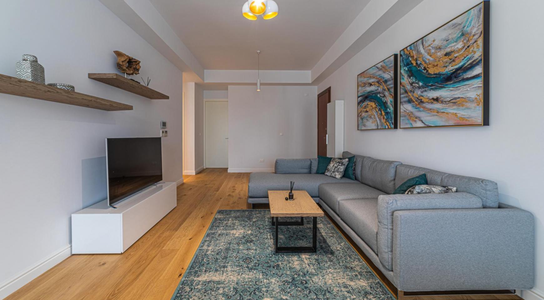 Hortensia Residence, Кв. 103. 3-Спальная Квартира в Новом Комплексе возле Моря - 55
