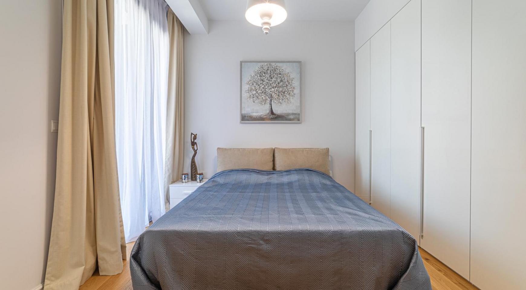 Hortensia Residence, Кв. 103. 3-Спальная Квартира в Новом Комплексе возле Моря - 60