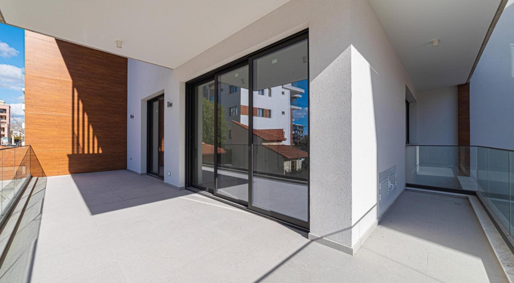 Hortensia Residence, Кв. 103. 3-Спальная Квартира в Новом Комплексе возле Моря - 48
