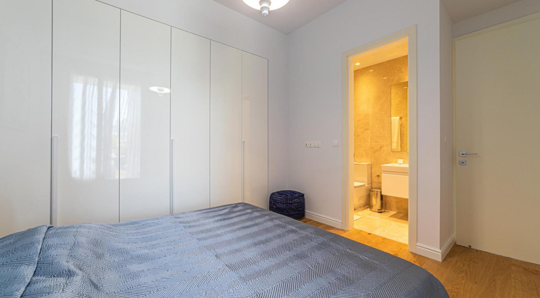 Hortensia Residence, Кв. 103. 3-Спальная Квартира в Новом Комплексе возле Моря - 59
