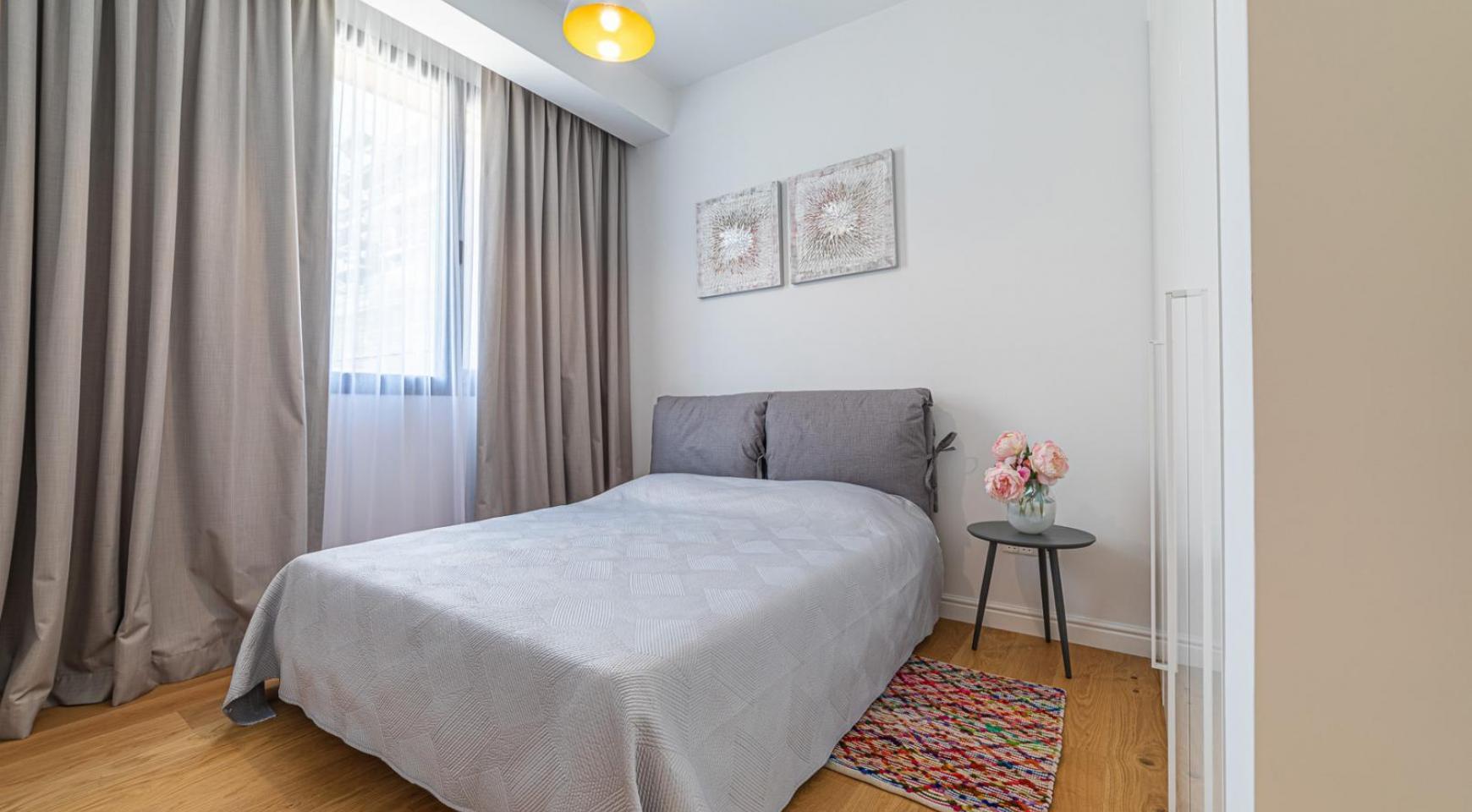 Hortensia Residence, Кв. 103. 3-Спальная Квартира в Новом Комплексе возле Моря - 62
