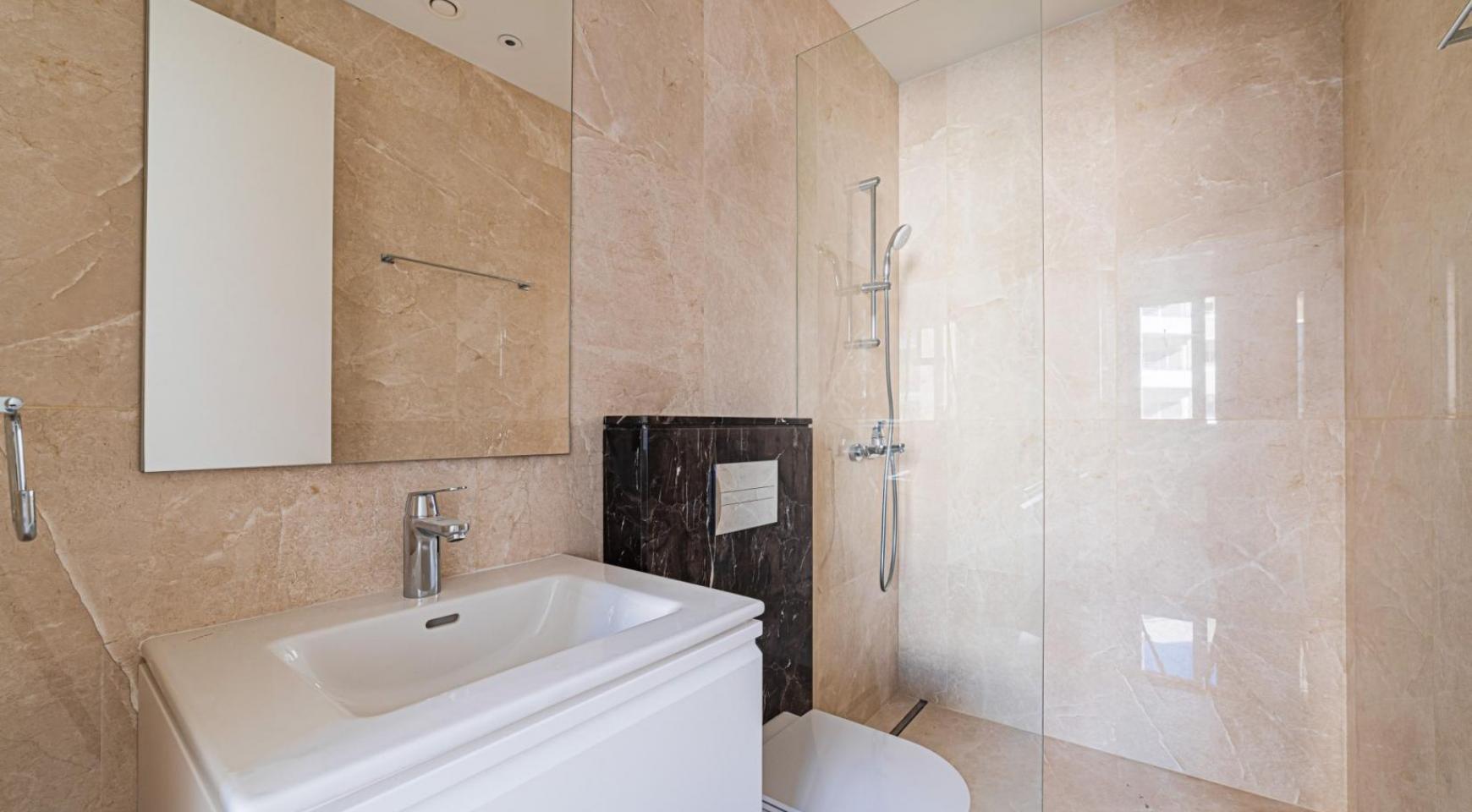 Hortensia Residence, Кв. 103. 3-Спальная Квартира в Новом Комплексе возле Моря - 41