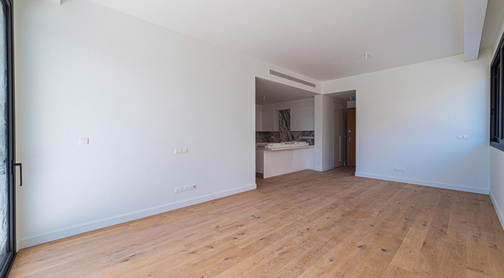 Hortensia Residence, Кв. 103. 3-Спальная Квартира в Новом Комплексе возле Моря - 20
