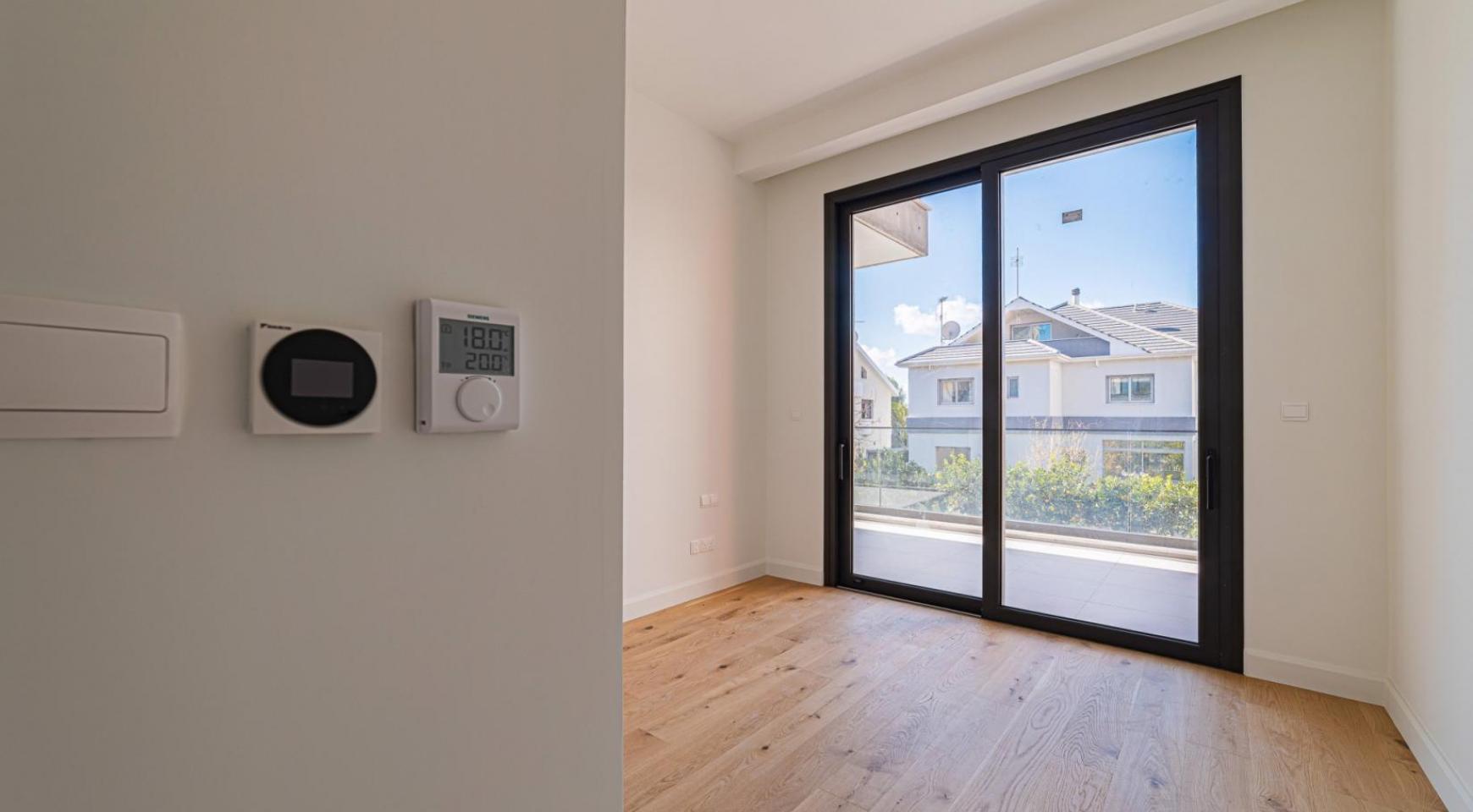 Hortensia Residence, Кв. 103. 3-Спальная Квартира в Новом Комплексе возле Моря - 27
