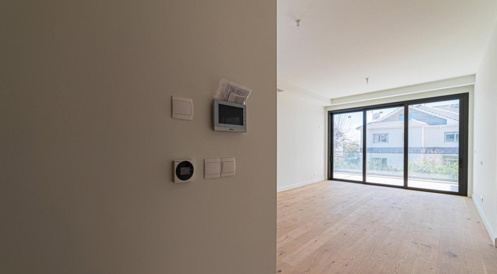 Hortensia Residence, Кв. 103. 3-Спальная Квартира в Новом Комплексе возле Моря - 17