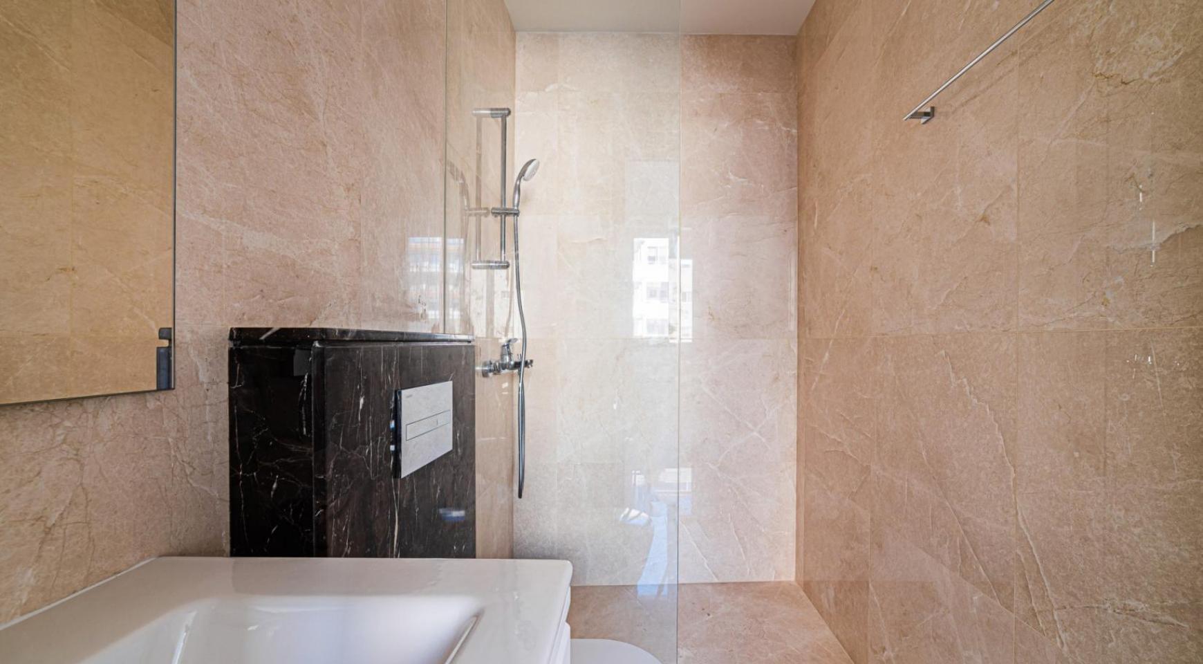 Hortensia Residence, Кв. 103. 3-Спальная Квартира в Новом Комплексе возле Моря - 43