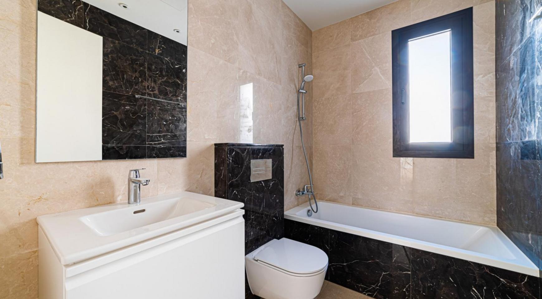 Hortensia Residence, Кв. 103. 3-Спальная Квартира в Новом Комплексе возле Моря - 36