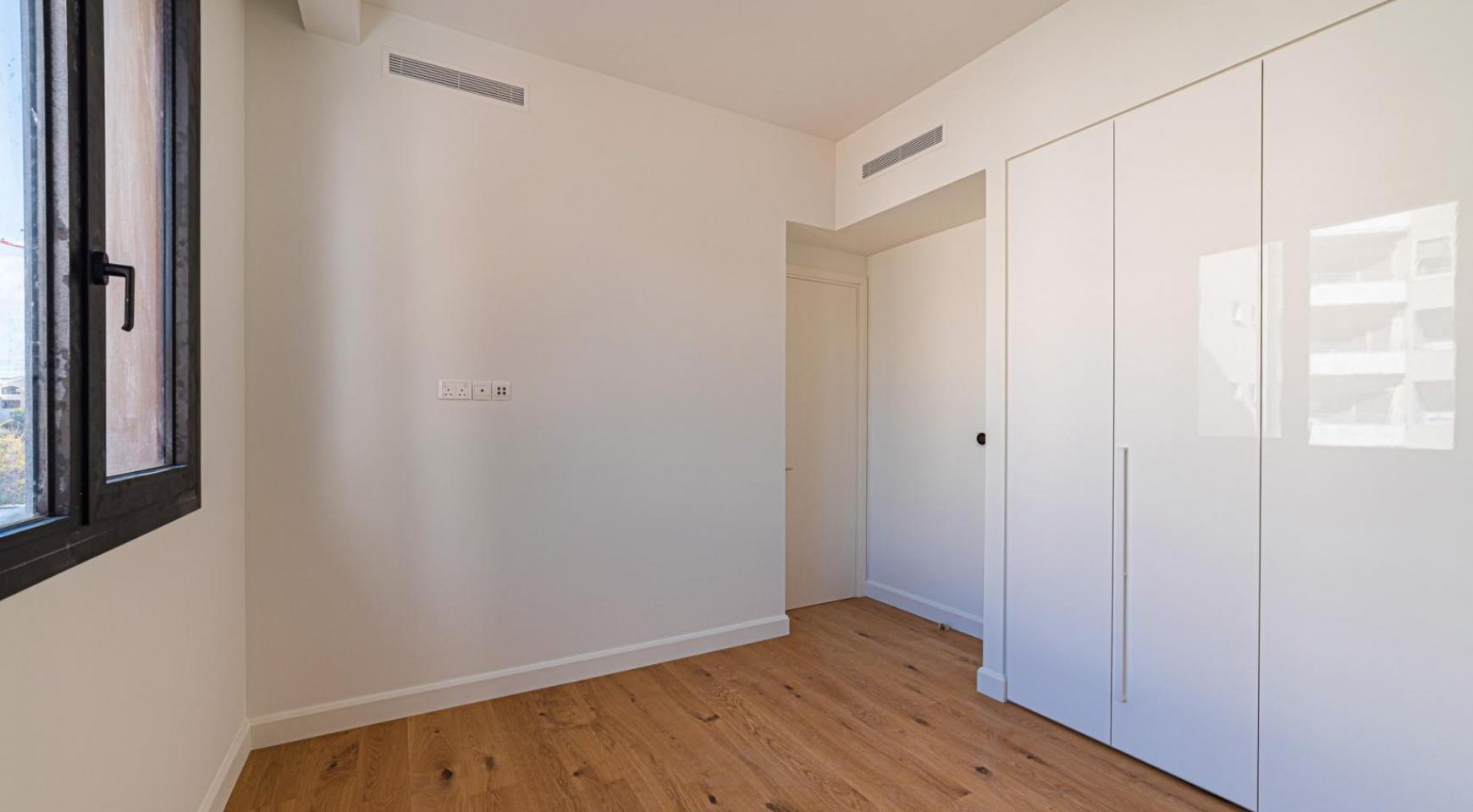 Hortensia Residence, Кв. 103. 3-Спальная Квартира в Новом Комплексе возле Моря - 34