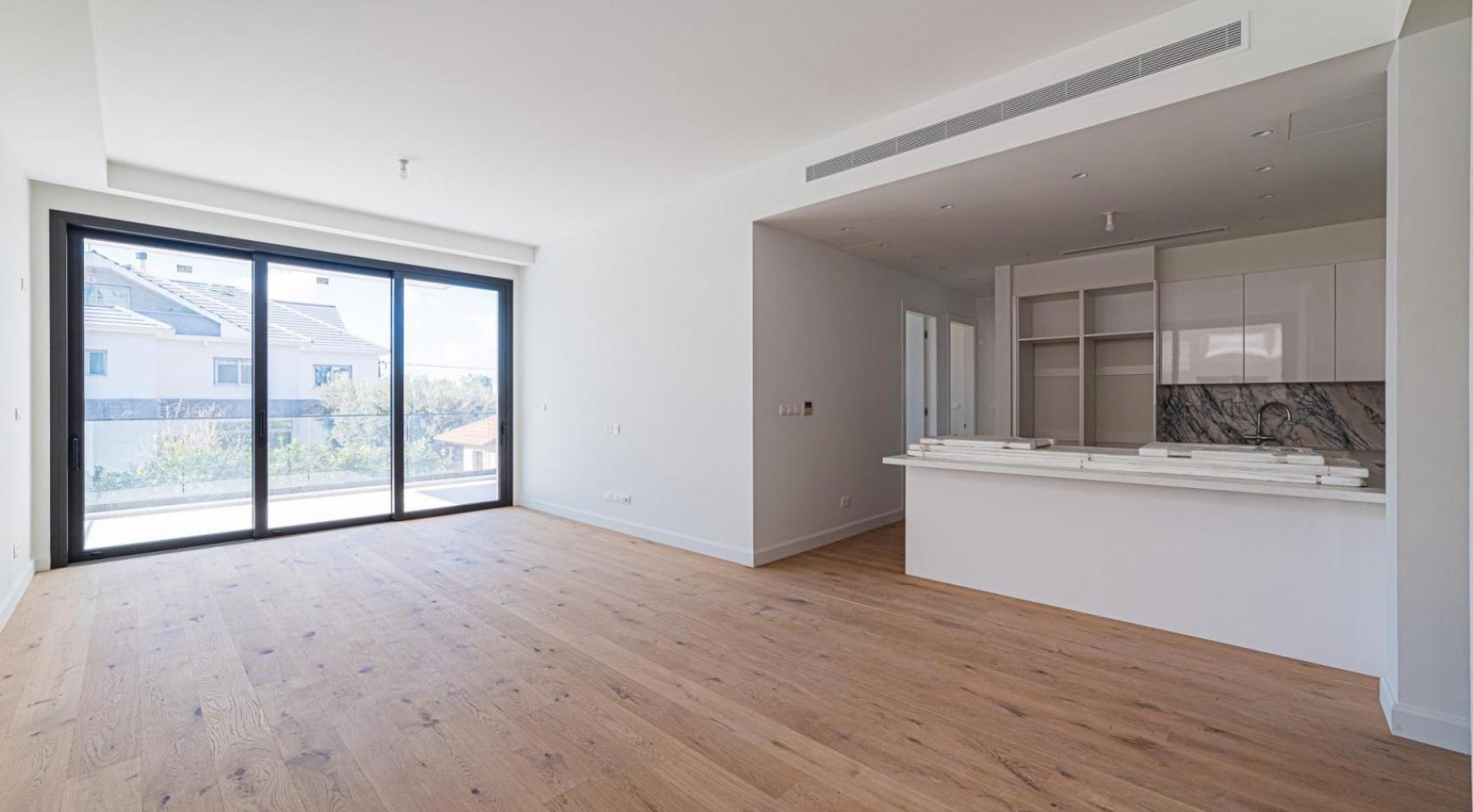 Hortensia Residence, Кв. 103. 3-Спальная Квартира в Новом Комплексе возле Моря - 19