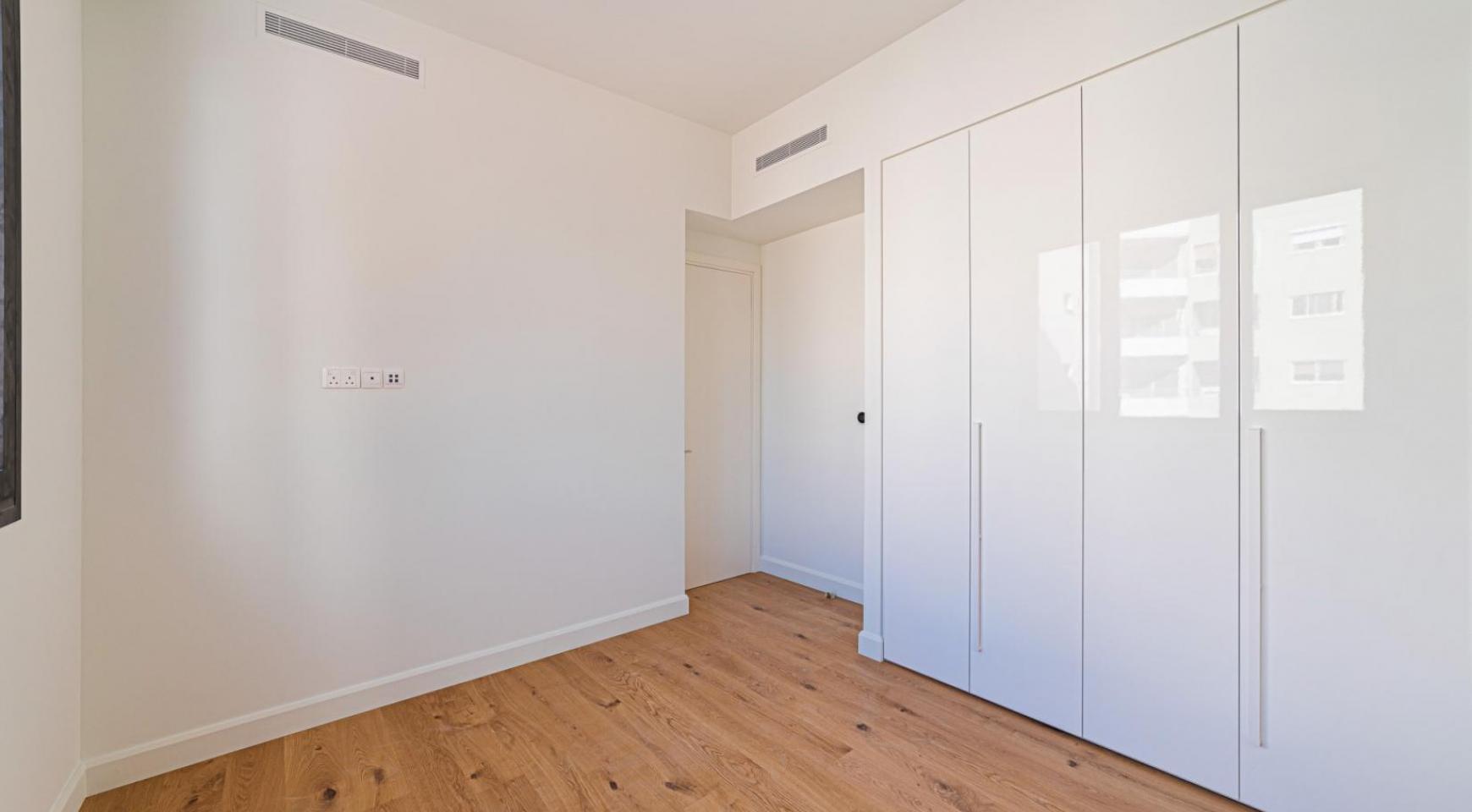 Hortensia Residence, Кв. 103. 3-Спальная Квартира в Новом Комплексе возле Моря - 33