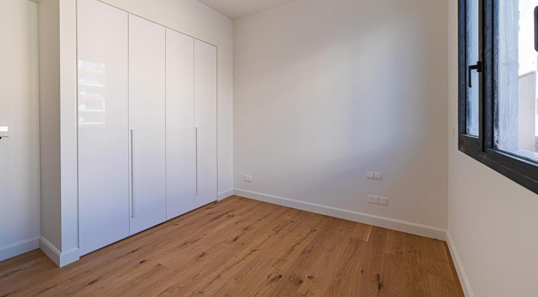 Hortensia Residence, Кв. 103. 3-Спальная Квартира в Новом Комплексе возле Моря - 35