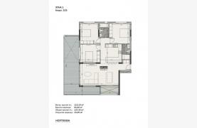 Hortensia Residence, Кв. 103. 3-Спальная Квартира в Новом Комплексе возле Моря - 133