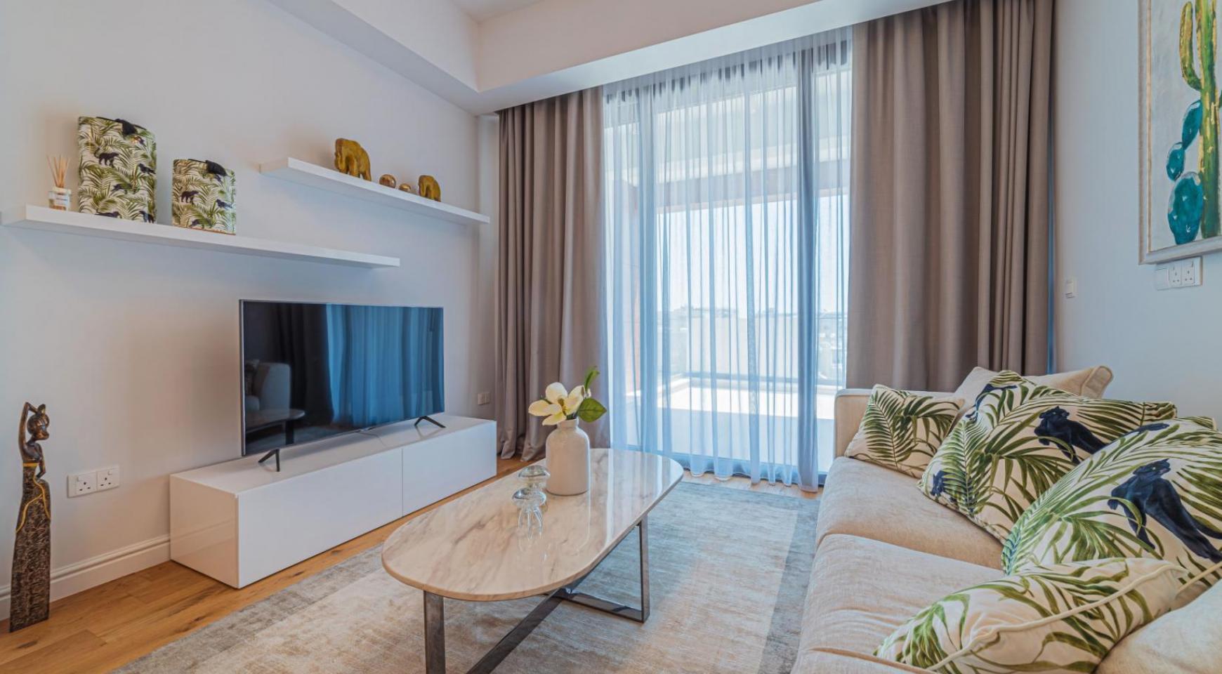 Hortensia Residence, Кв. 203 . 3-Спальная Квартира в Новом Комплексе возле Моря - 12