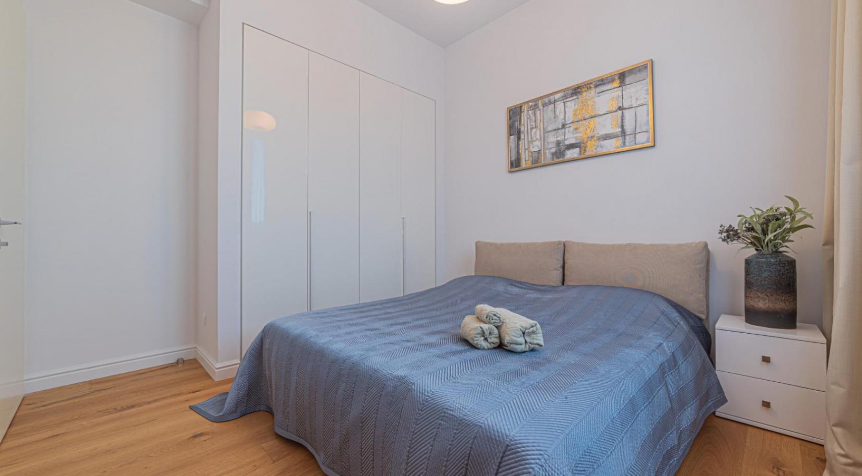 Hortensia Residence, Кв. 203 . 3-Спальная Квартира в Новом Комплексе возле Моря - 22
