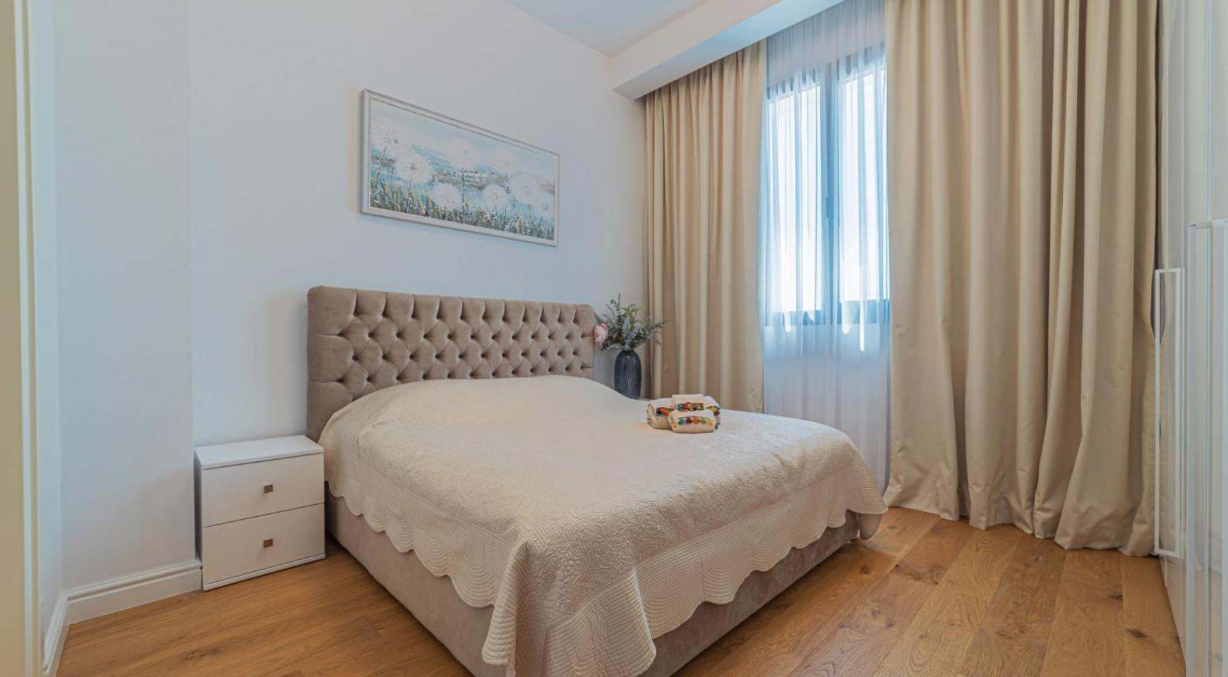 Hortensia Residence, Кв. 203 . 3-Спальная Квартира в Новом Комплексе возле Моря - 23