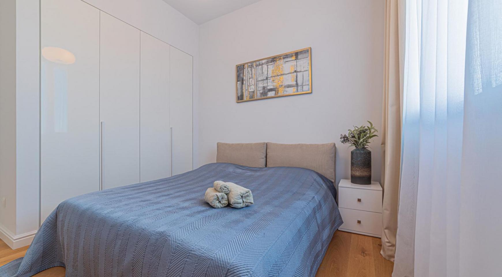 Hortensia Residence, Кв. 203 . 3-Спальная Квартира в Новом Комплексе возле Моря - 21