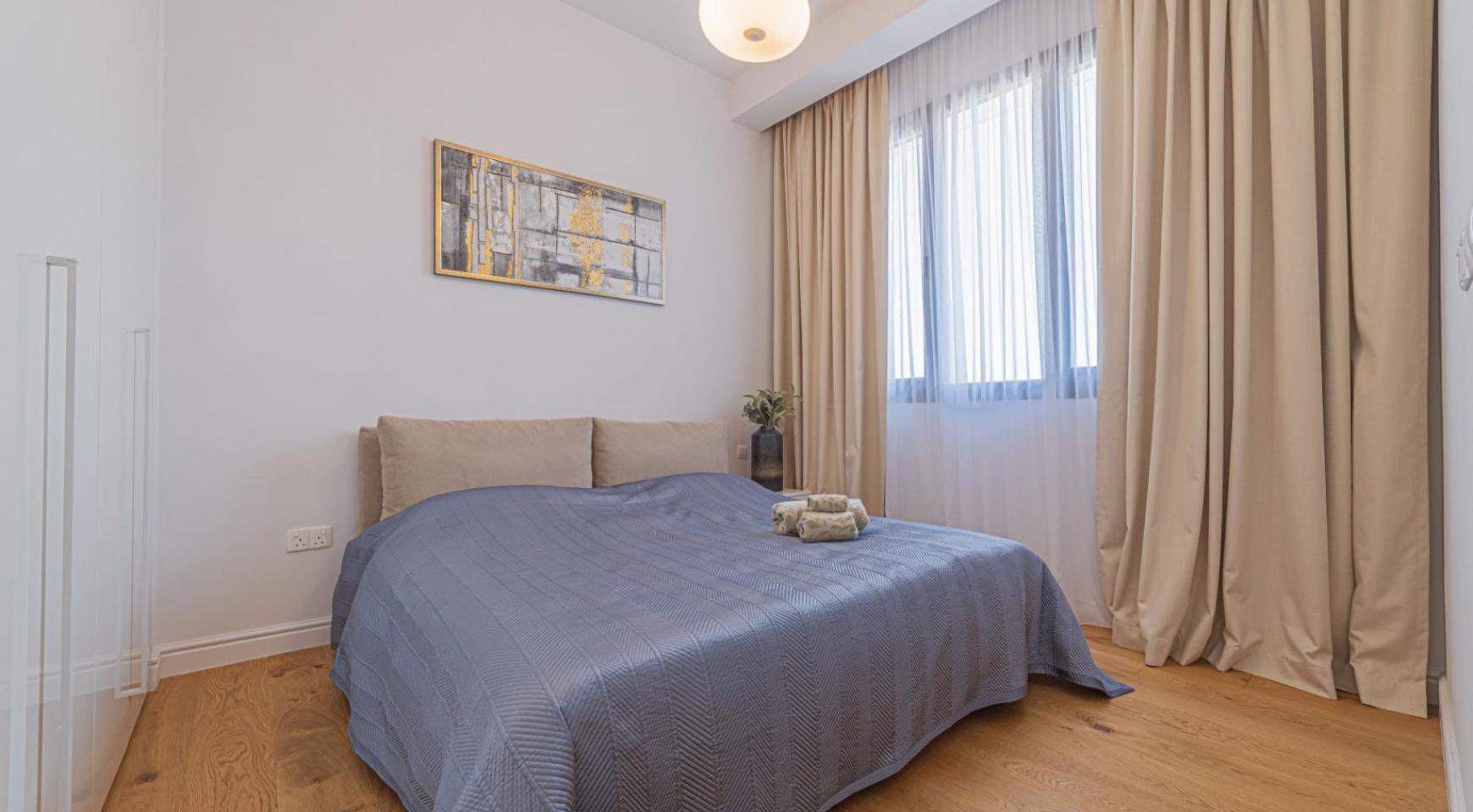 Hortensia Residence, Кв. 203 . 3-Спальная Квартира в Новом Комплексе возле Моря - 20
