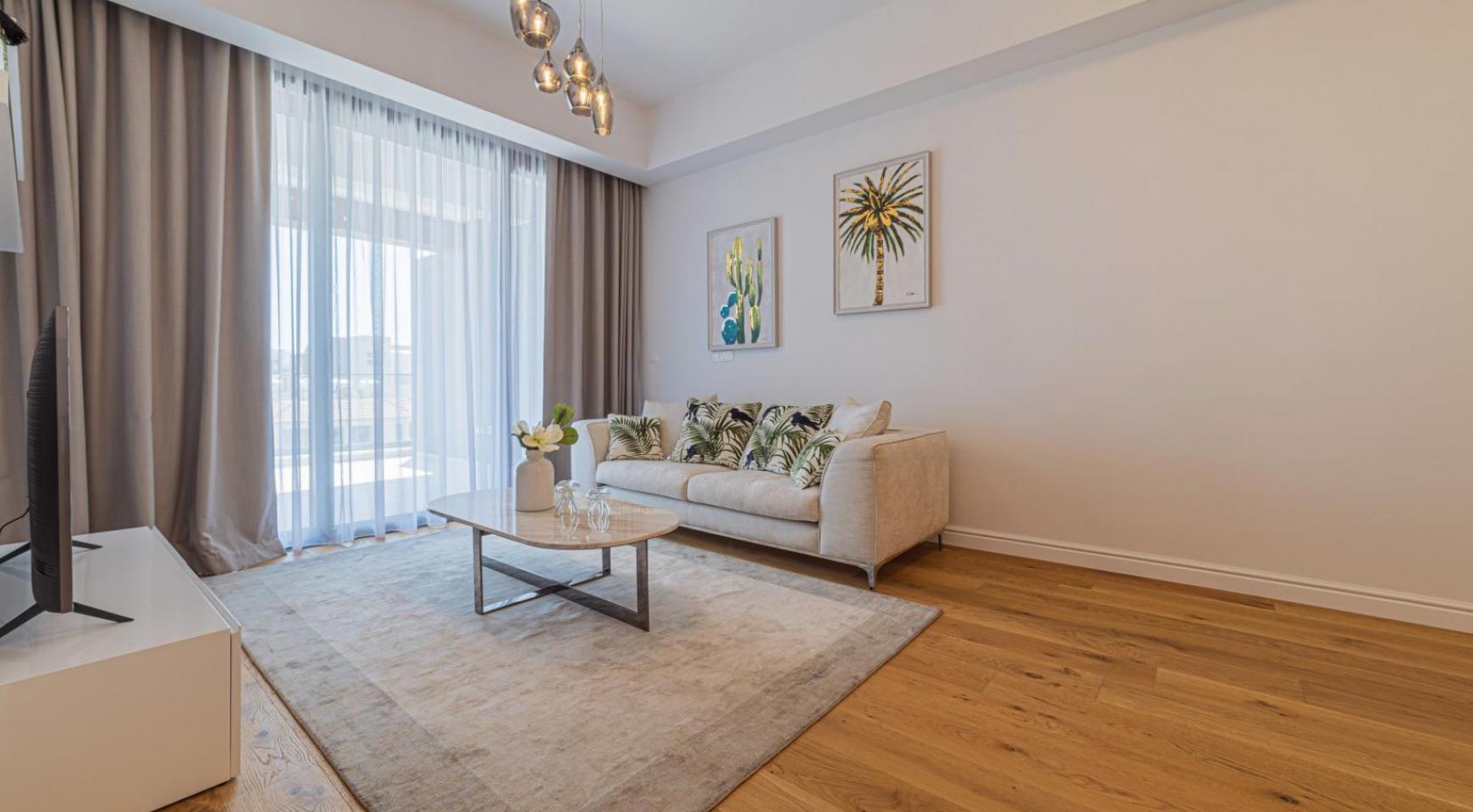 Hortensia Residence, Кв. 203 . 3-Спальная Квартира в Новом Комплексе возле Моря - 11