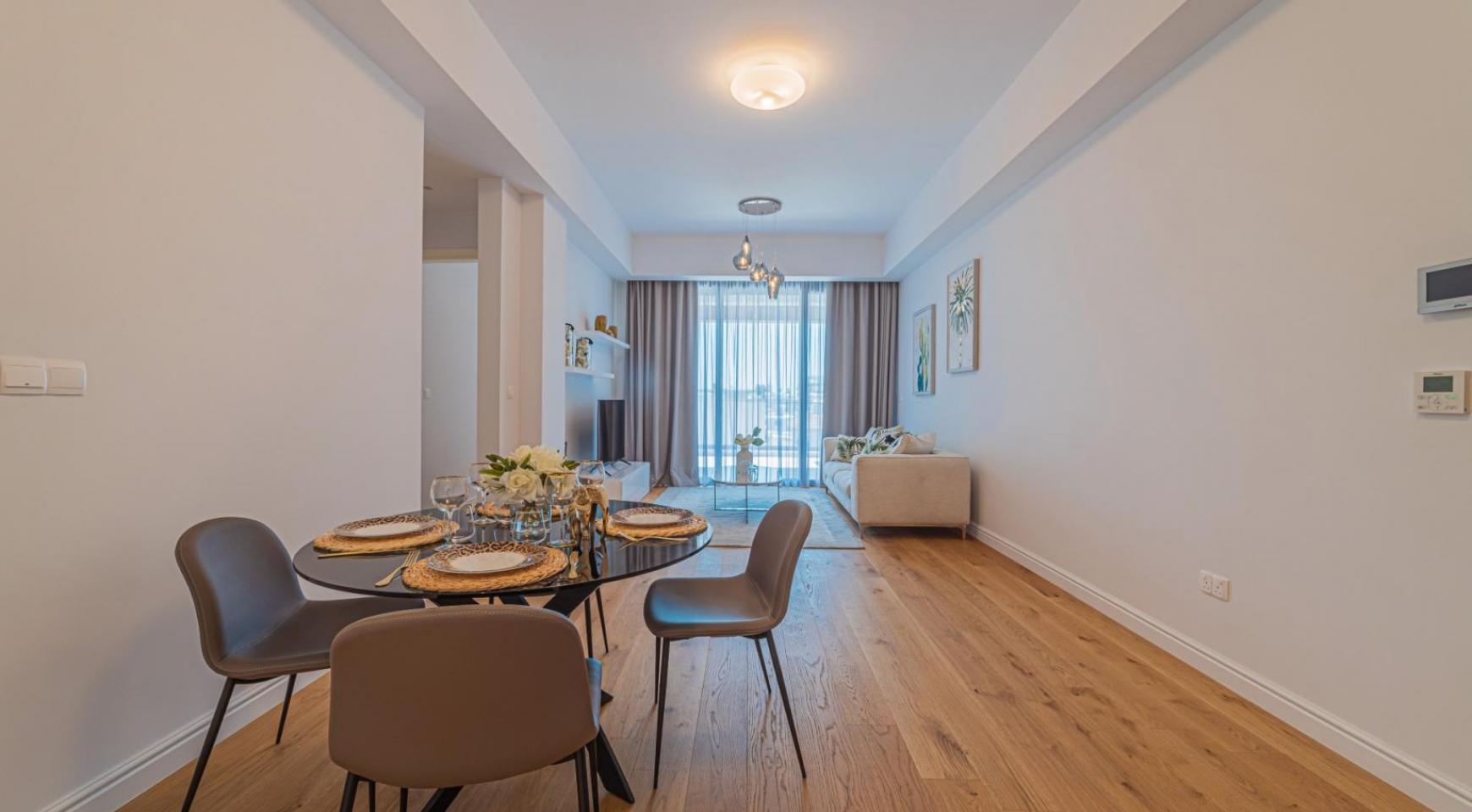 Hortensia Residence, Кв. 203 . 3-Спальная Квартира в Новом Комплексе возле Моря - 18