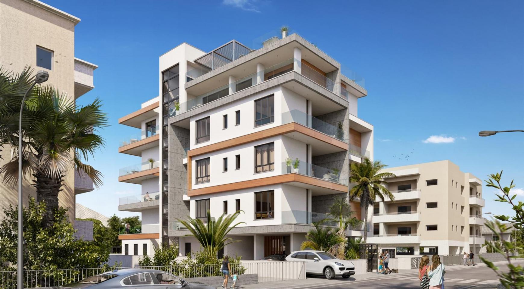 Hortensia Residence, Кв. 203 . 3-Спальная Квартира в Новом Комплексе возле Моря - 3