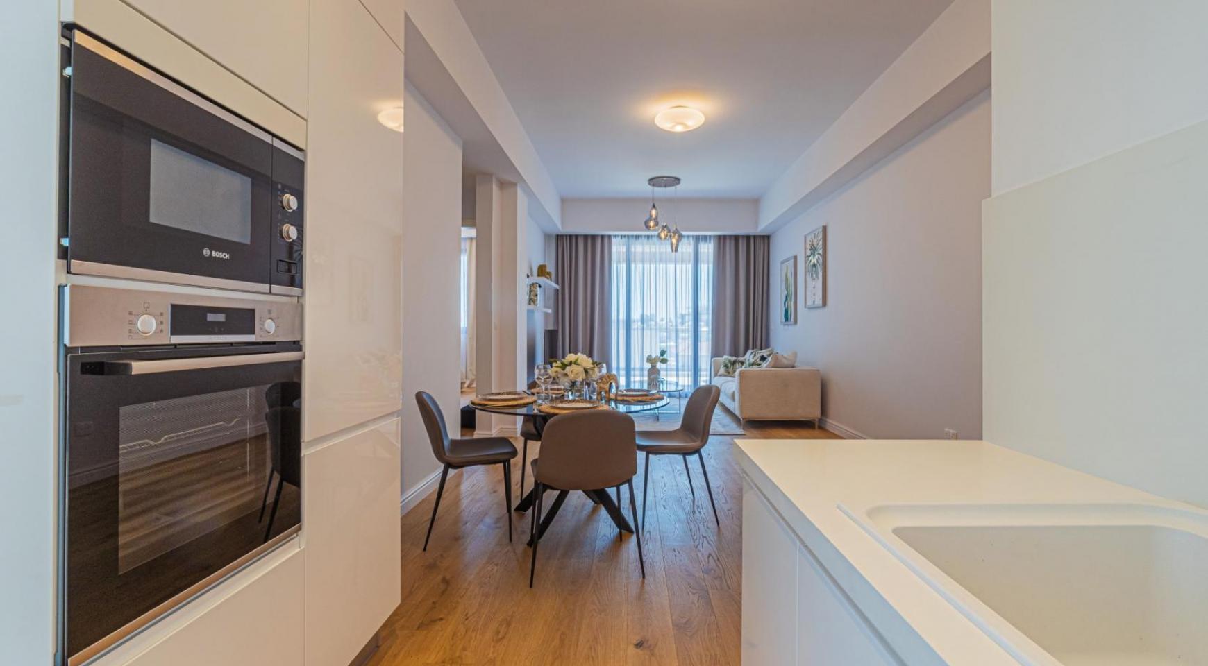 Hortensia Residence, Кв. 203 . 3-Спальная Квартира в Новом Комплексе возле Моря - 19